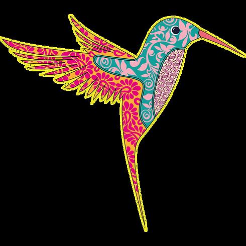 hummingbird art veronika .png