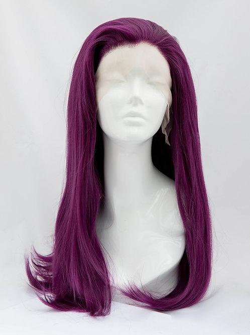 Purple wig