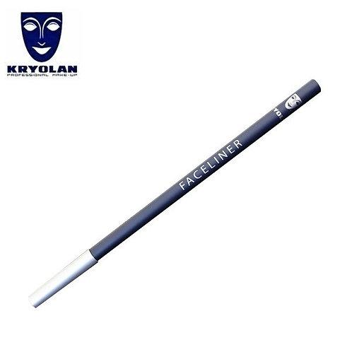 Kryolan Faceliner 60 (white)