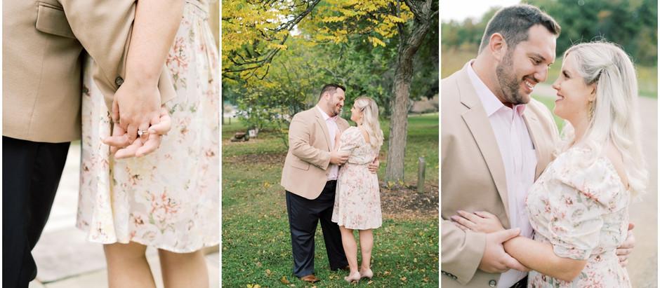Emily + Josh | Engagement
