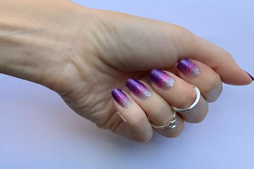 Glitter 4 me purplepink