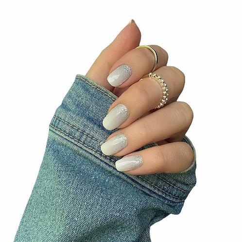 Grey Babyboom Glitter