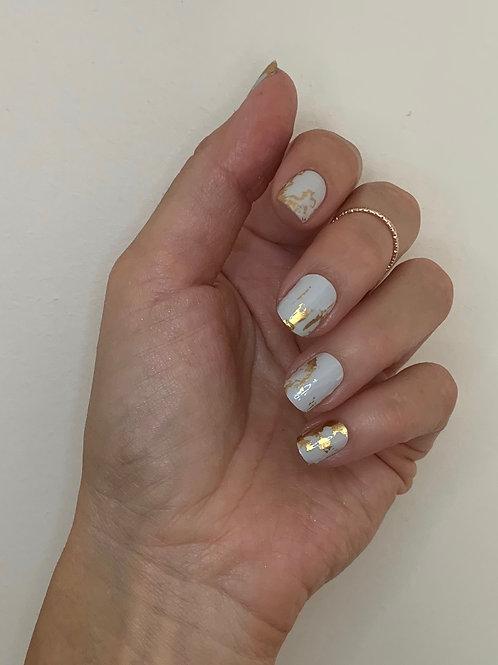 Gold rush grey