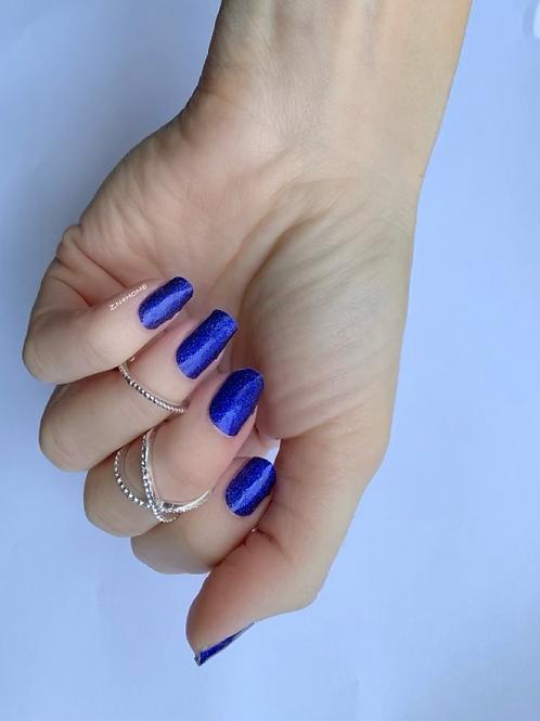 Glitter 4 me blue