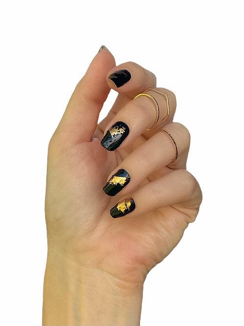 Golden Black