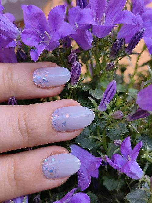 Babyboom purple Coarse Glitter