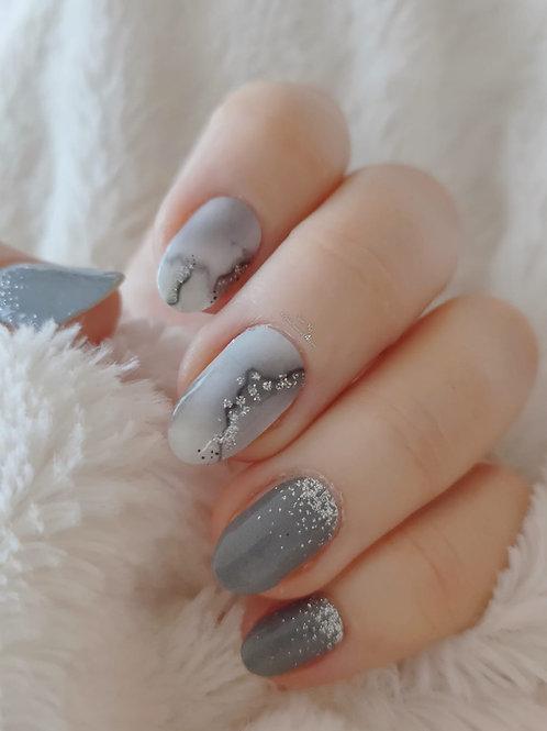 Glitter Marble