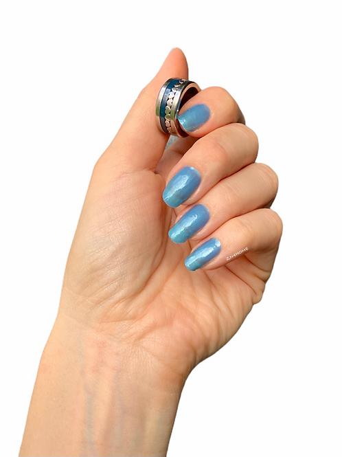 Semi Blue