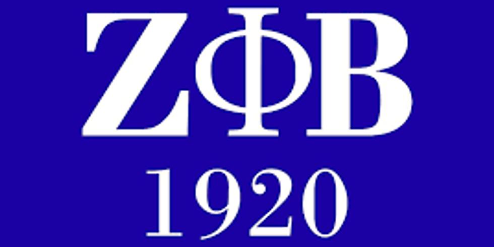 Founders Day - Zeta Phi Beta Sorority, Inc.