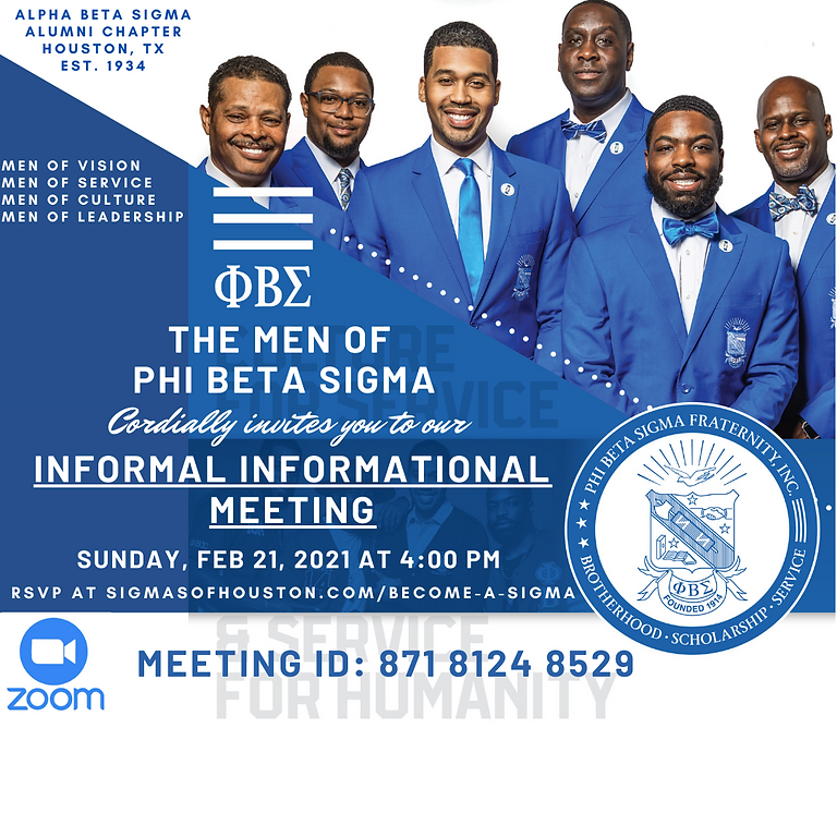 Informal Informational Meeting