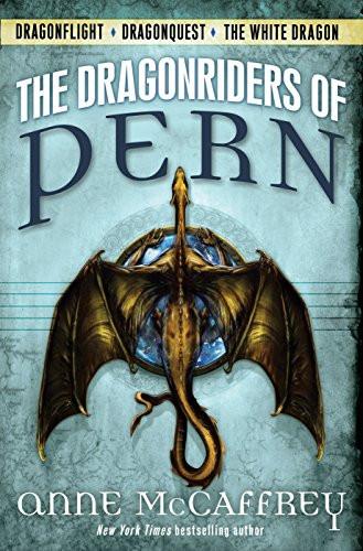 The Dragonriders of Pern, by Anne McCaffrey