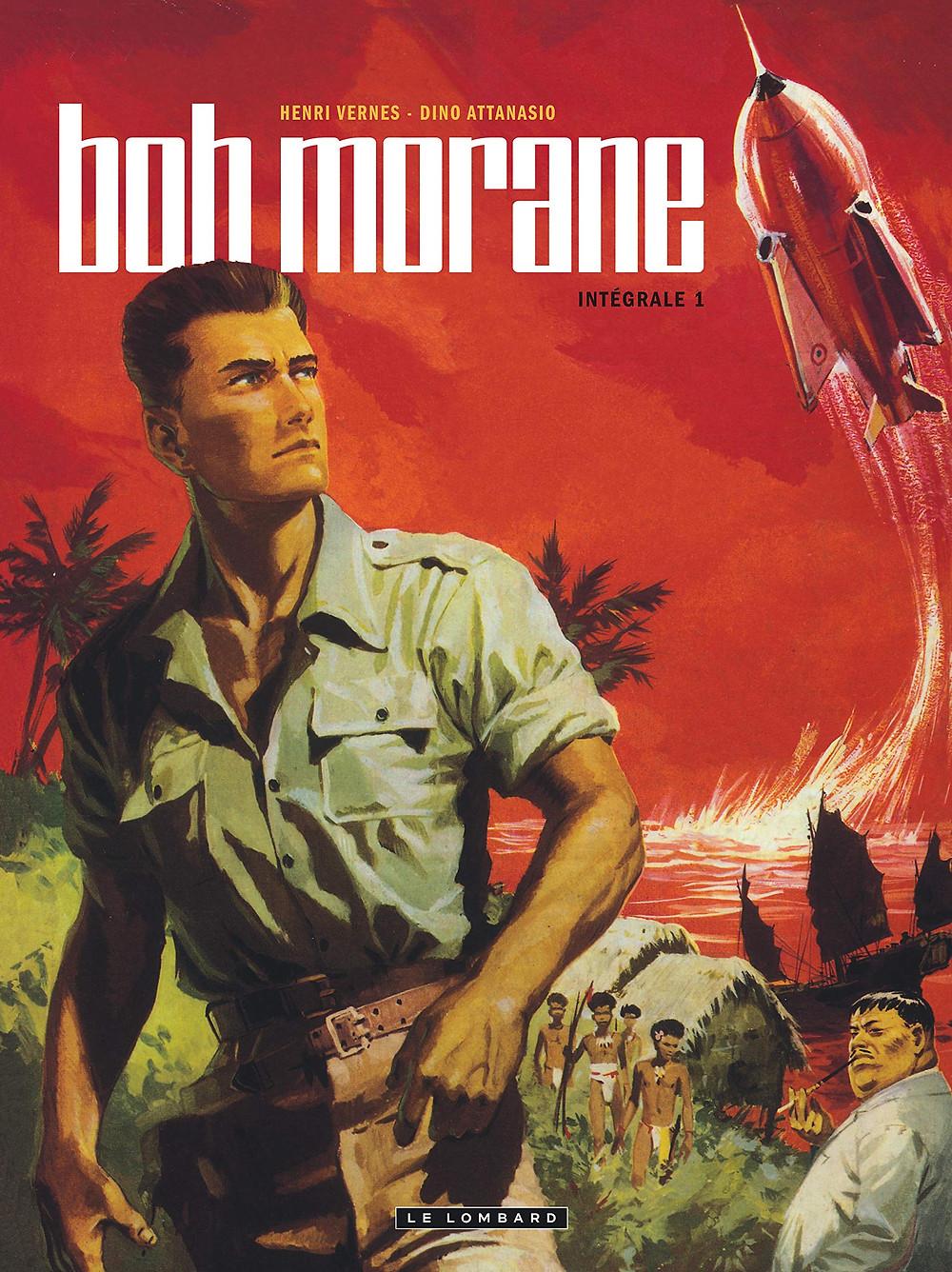 Henri Vernes - Bob Morane Graphic Novels: Integral Edition, Part 1