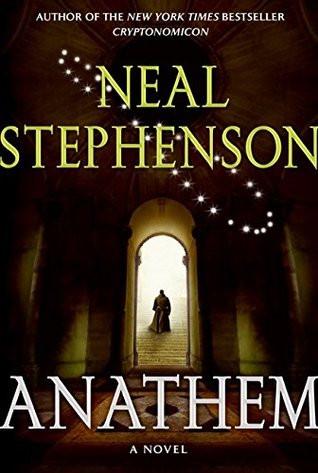 Couverture : Anathem, www.nealstephenson.com