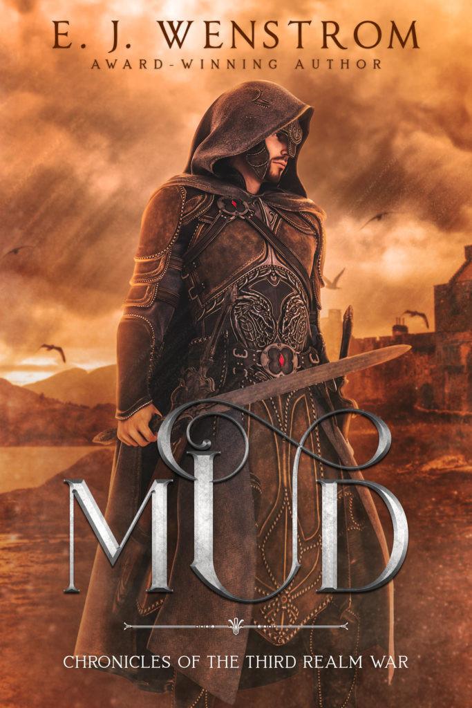 (Book cover for Mud, by E.J. Wenstrom - ejwenstrom.com)