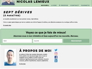 Mon site web planeur PMV
