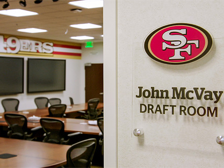 Ranking 49ers' first-round draft options before 2018 free agency
