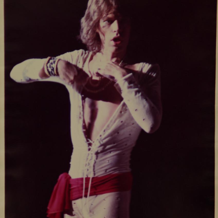 Mick Jagger (M. Zagaris)