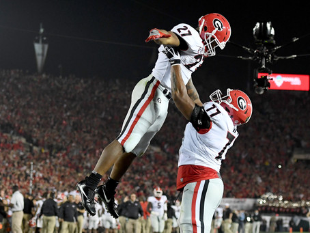 2018 National Championship: Draft-eligible Georgia, Alabama players for 49ers' consideration