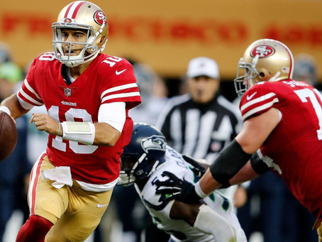 Regular season prediction for 2018 49ers following the NFL draft