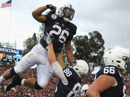 The 49ers' case against taking Saquon Barkley in the top-5 of 2018 NFL Draft
