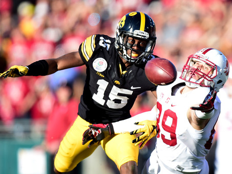 Profiling 49ers 2018 draft options: Josh Jackson, CB, Iowa