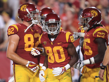 49ers on hand for private USC workout featuring Jones, Burnett