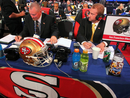 Projecting 49ers' top five board for 2018 NFL Draft post-free agency
