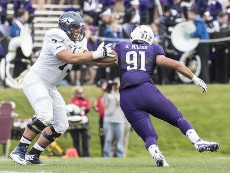 Sizing up Austin Corbett, a Day 2 OL drawing interest from 49ers