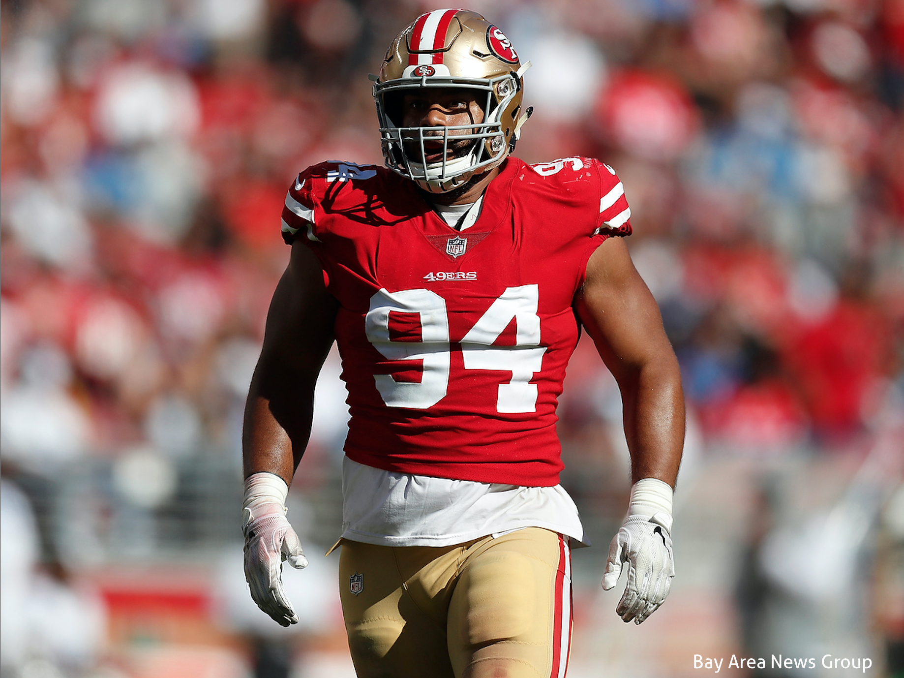 f24089ee San Francisco 49ers | Bleacher Report | Latest News, Scores, Stats ...