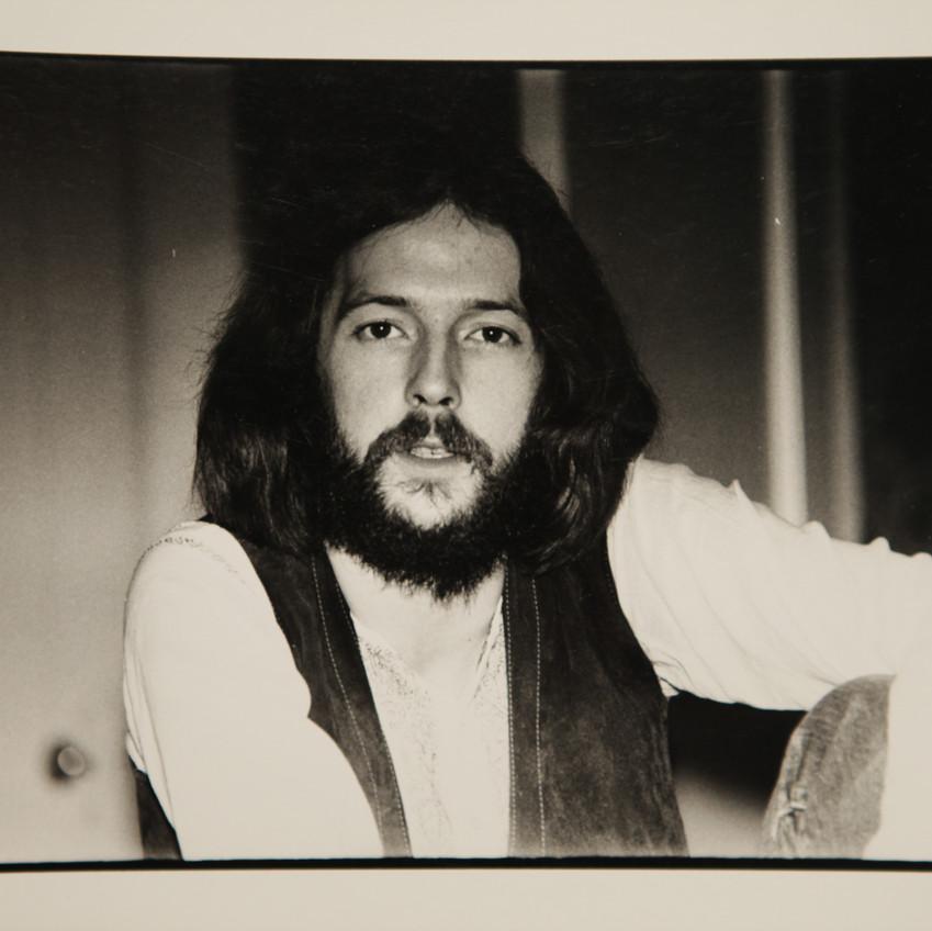 Young Eric Clapton (M. Zagaris)