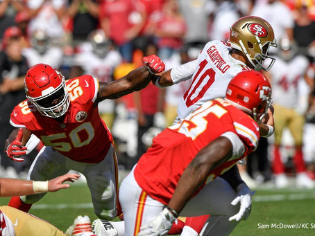 49ers vs. Chiefs: 5 things to look for in 2019 preseason matchup