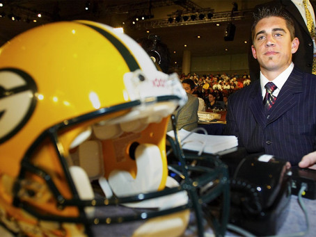 Former 49ers GM admits regret over taking Smith instead of Rodgers