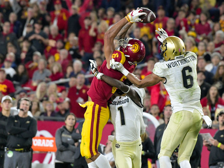 With his skills, Michael Pittman would add new dimension to the 49ers' passing game