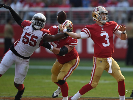 Week 8 Preview: If turnovers aren't a problem, 49ers can snatch road win over Cardinals