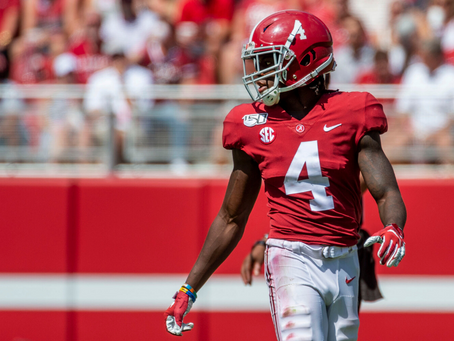Ranking potential wide receiver targets for the 49ers at No. 13 overall