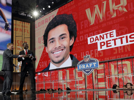 49ers 2018 Draft Guide: Impressions, questions, superlatives and grade