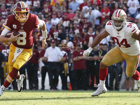 Year in Review: 49ers' Solomon Thomas (Part II: Outside vs. Pass)
