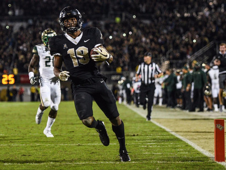 Profiling 49ers 2018 draft options: Mike Hughes, CB, UCF