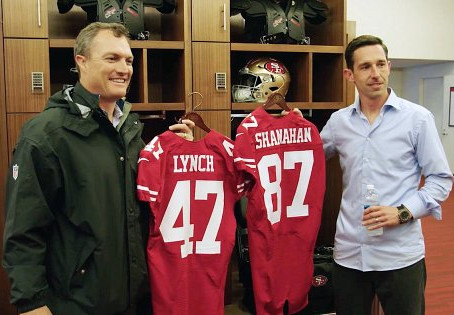 Approaching 49ers rebuild: What's on deck for Shanahan, Lynch