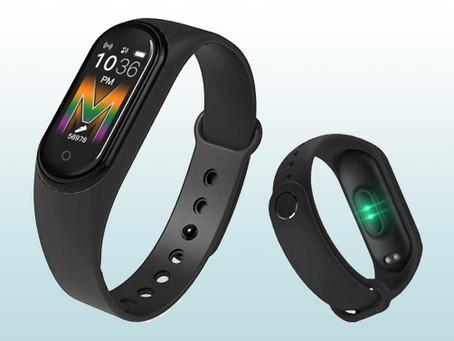 Sportowy zegarek SmartBand M5