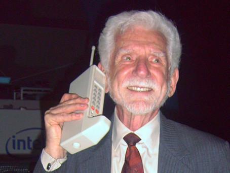Czy wiecie, że telefon komórkowy ma już 47 lat? ;)
