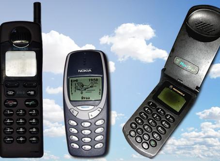 Tych telefonów komórkowych już nie pamiętamy