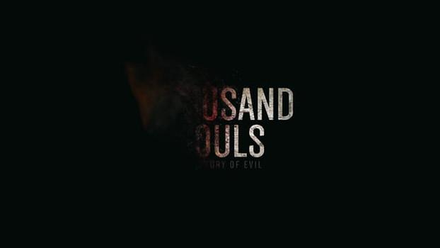 Thousand Souls - Title animation