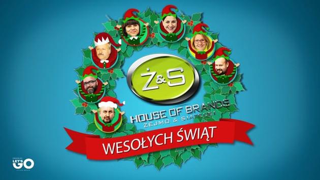 Życzenia Świąteczne dla Żejmo&Siatecki s.c.