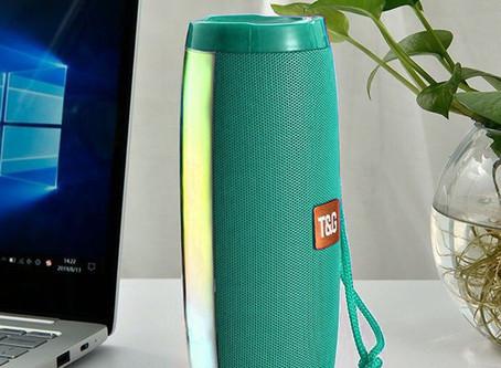 Super dźwięk z głośników Bluetooth