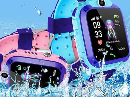 Smartwatch dziecięcy z GPS i możliwością połączeń