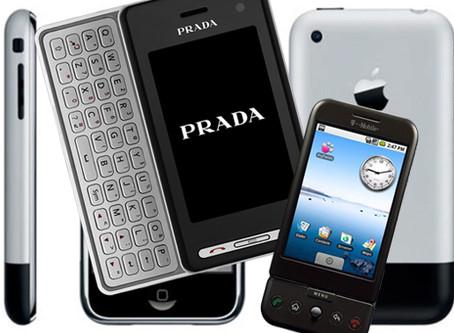 Jakie były pierwsze smartfony dotykowe?