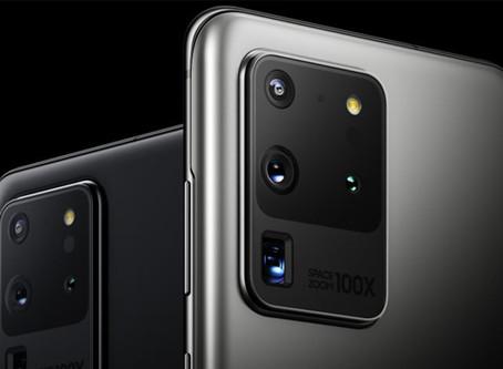 Smartfony od Samsung w 2020 roku