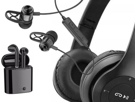 Which headphones for the phone?
