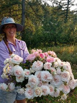 erin with lady gardener
